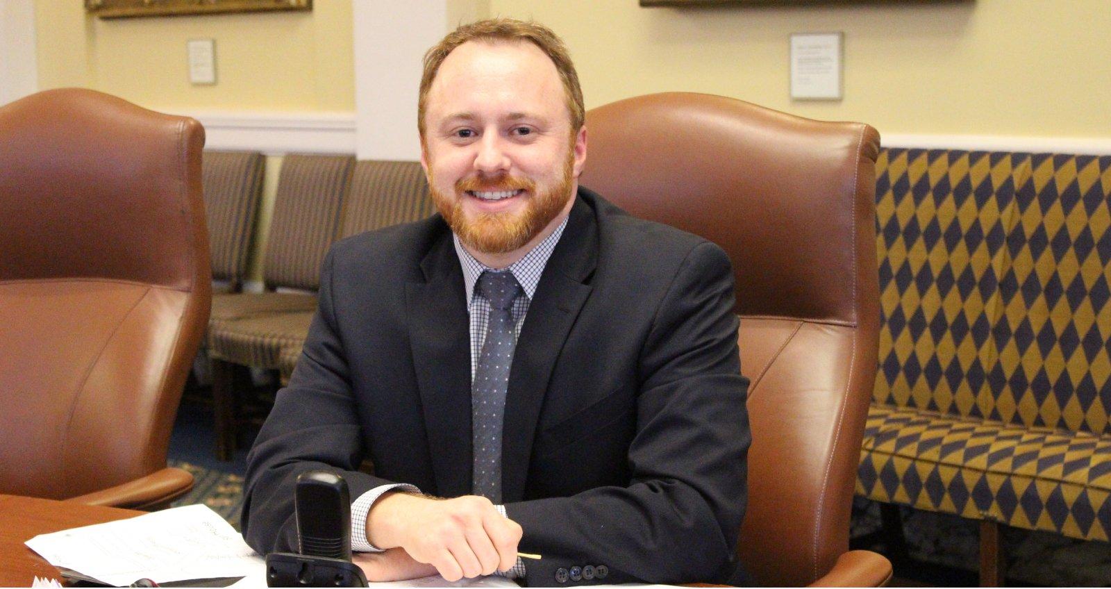 Nate Libby District 21 Sen Nate Libby Maine State Legislature